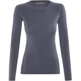 Arc'teryx Motus - T-shirt manches longues Femme - noir